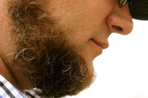 La barba estilo Lincoln