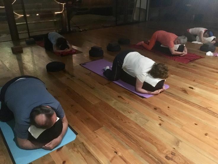 yoga sueño